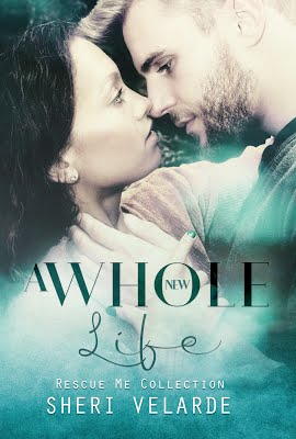 A Whole New Life Amazon Cover