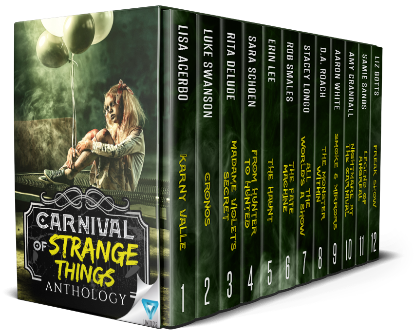 Carnival of Strange Things 3d