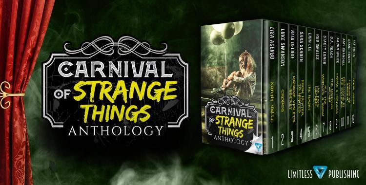 Carnival of Strange Things banner